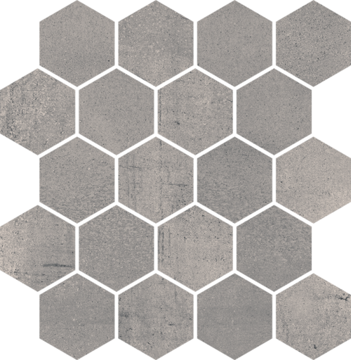 SPACE HEXAGON – MAT/LESK