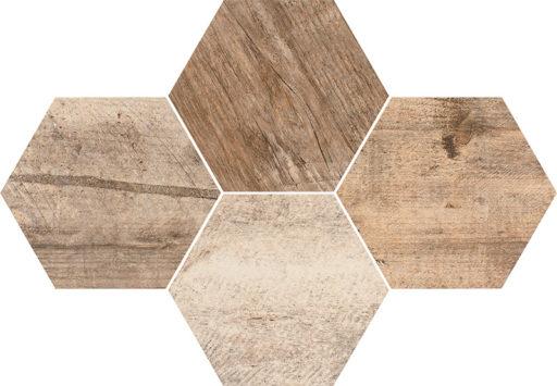 TOWN Timber hexa